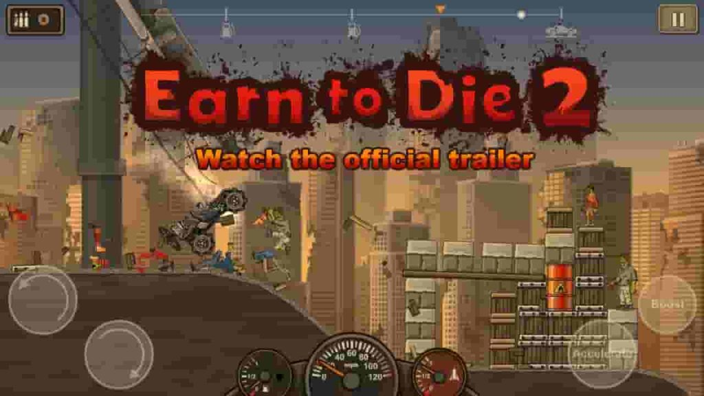 Earn to Die 2 MOD APK 1.4.26 (Unlimited Shopping) Free Download