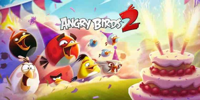 Angry Birds 2 2.39.1 MOD APK (Money/Gems) Latest Download