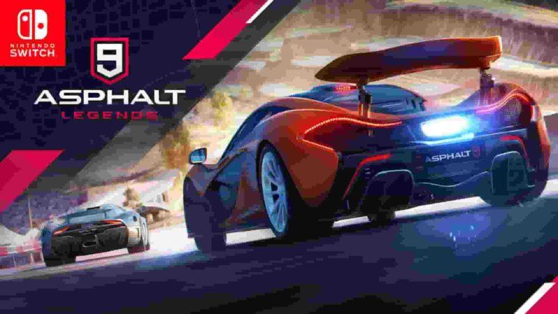 Asphalt 9: Legends Mod Apk (Unlimited Nitro/Speed Hack) Download