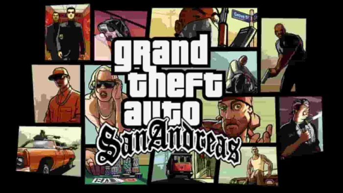 GTA San Andreas 2.00 Mod Apk (Unlimited Everything) Free Download