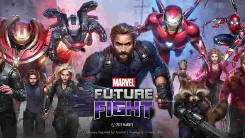 MARVEL Future Fight 5.9.0 Mod Apk (Money/Gold) Latest Download