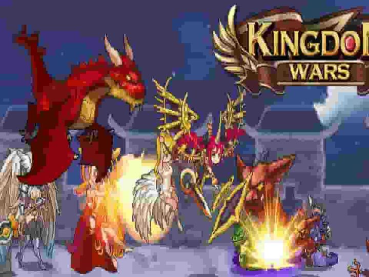Kingdom Wars 1.6.4.3 Mod Apk (Unlimited Money) Latest Download