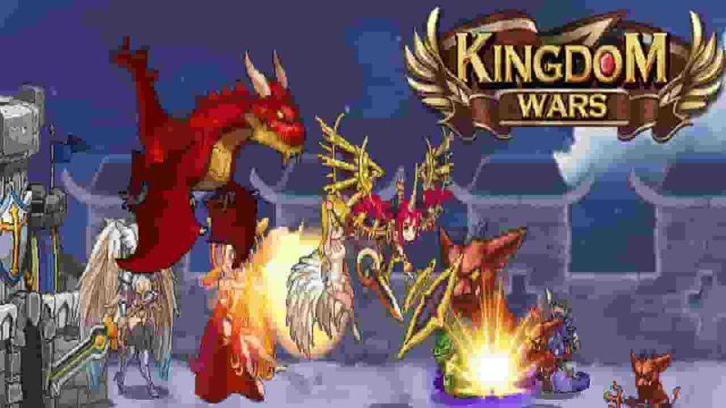 Kingdom Wars 1.6.4.3 Mod Apk (Unlimited Money) Latest Download