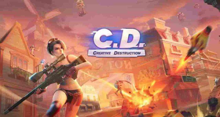 Creative Destruction 2.0.5241 Mod Apk + Data (Aimbots/Wallhacks) Download