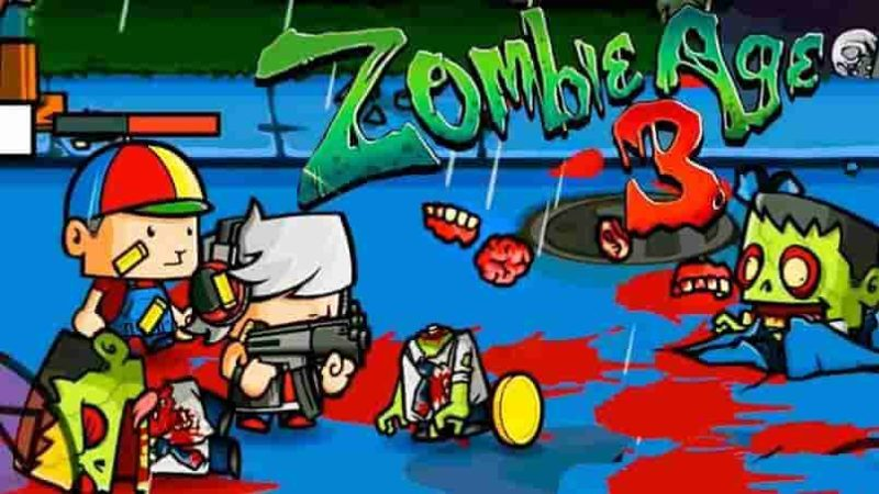 Zombie Age 3 1.6.5 Mod Apk (Money/Ammo) Latest Download