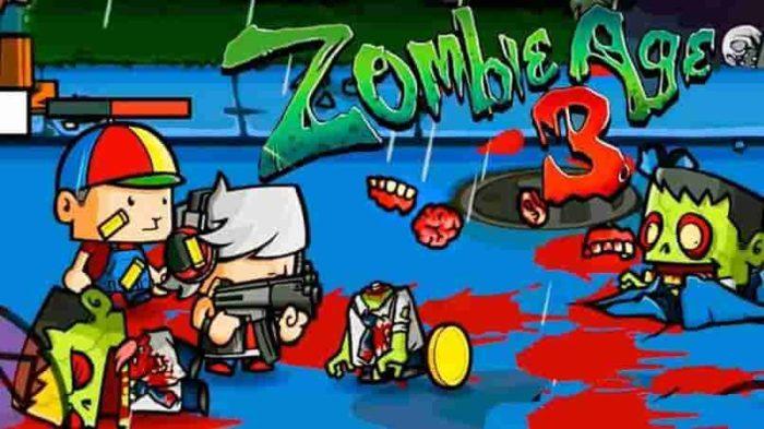 Zombie Age 3 1.5.1 Mod Apk (Money/Ammo) Latest Download
