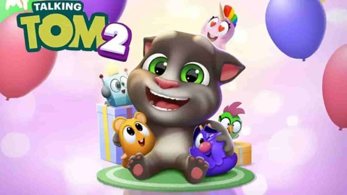 My Talking Tom 2 Mod Apk 2.6.0.14 (Unlimited Money) Download