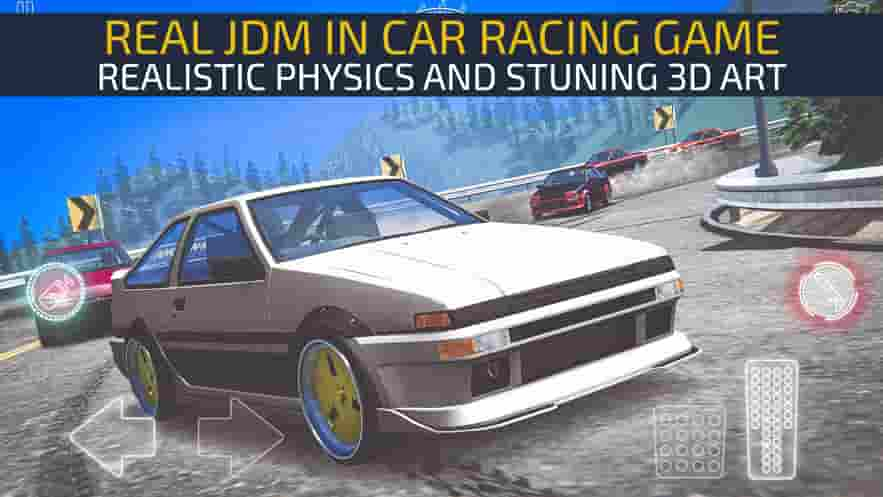 JDM racing Apk
