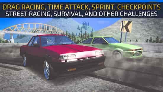 JDM racing Apk Game