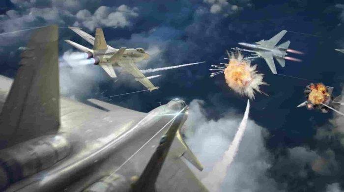 Modern Warplanes 1.8.43 Mod Apk (Unlimited Money) Latest Version Download