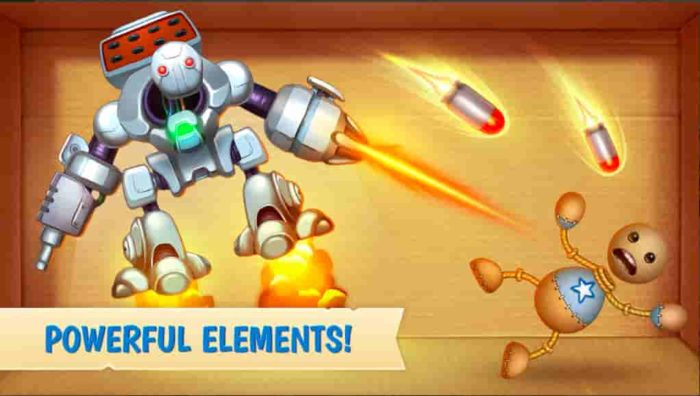 Download Kick the Buddy MOD APK 1.0.6 (Unlimited Money) For Android