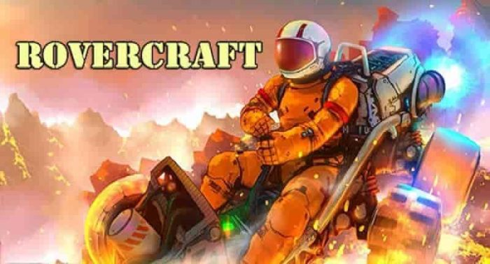 Rovercraft Mod Apk 1.32 (Unlimited Money) Latest Version Download