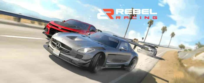 Rebel Racing 1.36.10835 Mod Apk (Unlimited Money) Latest Download