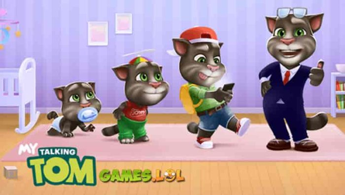 My Talking Tom 5.8.6.609 Mod Apk (Coins/Tickets) Latest Download