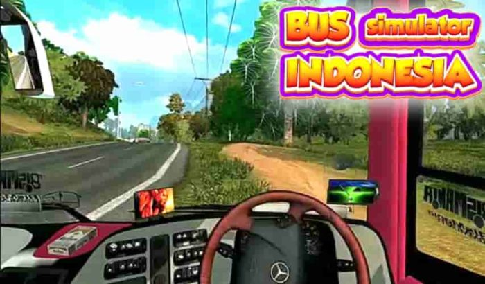 Bus Simulator Indonesia MOD APK 3.4 (Unlimited Money) Download