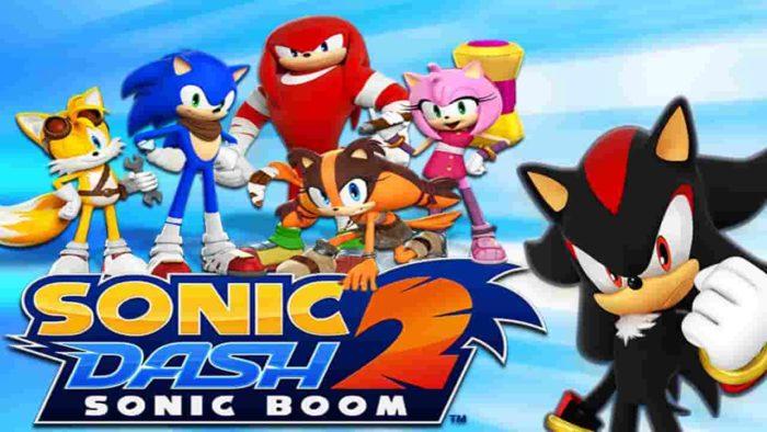 Sonic Dash 2 2.1.0 Mod Apk (Tickets/Money) Latest Version Download