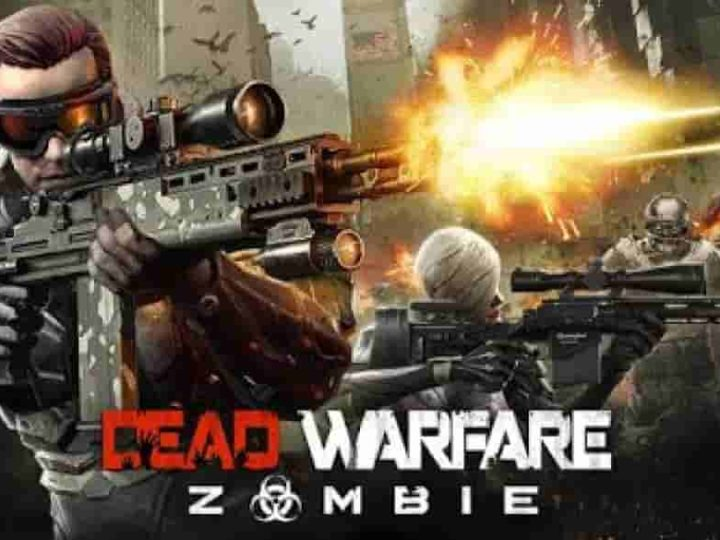 DEAD WARFARE 2.13.46 Mod Apk (Damage/Equipments) Download