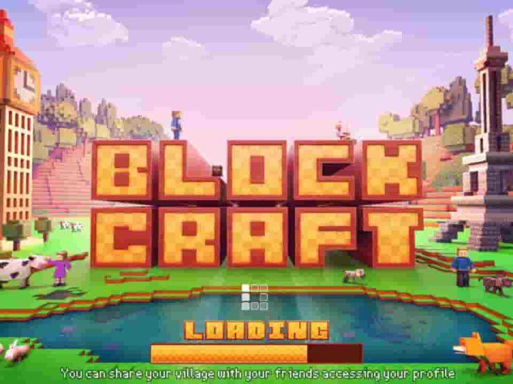 Block Craft 3D 2.12.1 Mod Apk (Unlimited Money) Latest Download