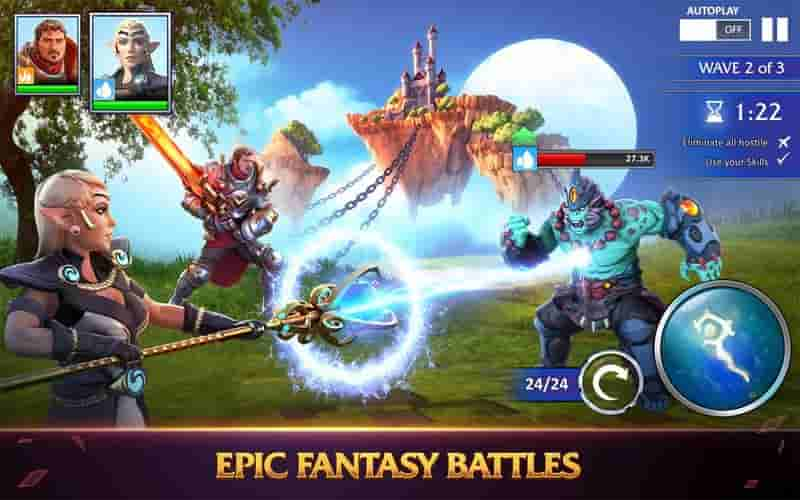 Forged Fantasy Apk