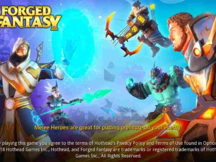 Forged Fantasy 1.7.2 Mod Apk (Unlimited Money) Latest Version Download