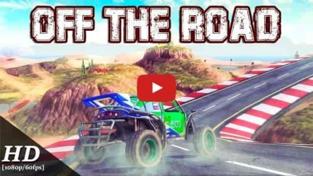 Off The Road Mod Apk 1.3.6 (Unlimited Money) Latest Download