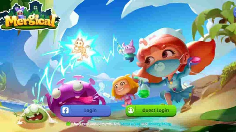 Mergical 1.2.6 Mod Apk + Data (Unlimited Gold/ Live) Latest Download