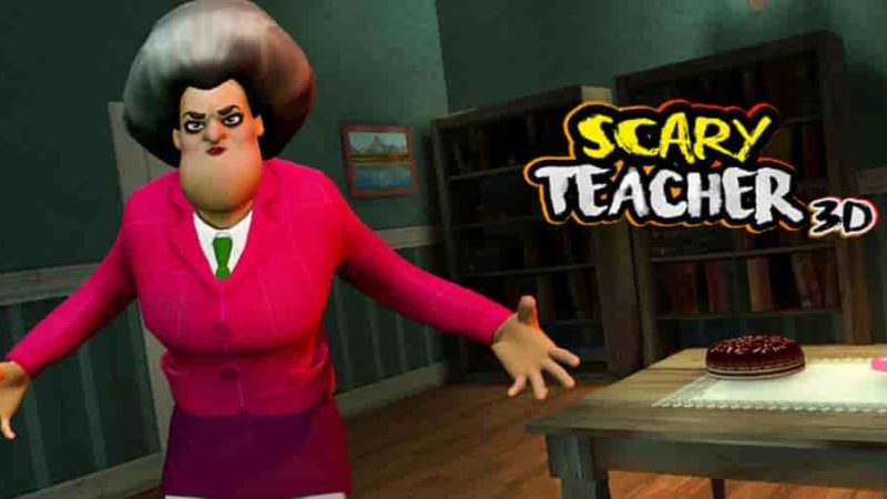 Scary Teacher 3D Mod Apk Download 5.4.0 (Unlimited Money) For Android