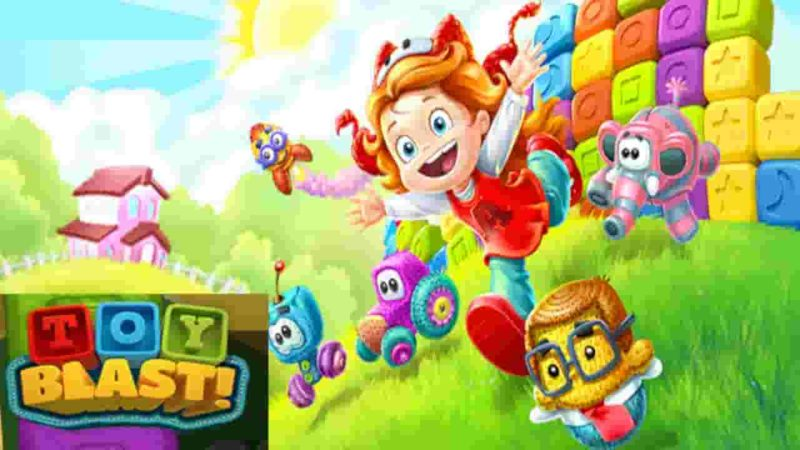 Toy Blast Mod Apk Download 7308 (Lives/Booster) For Android