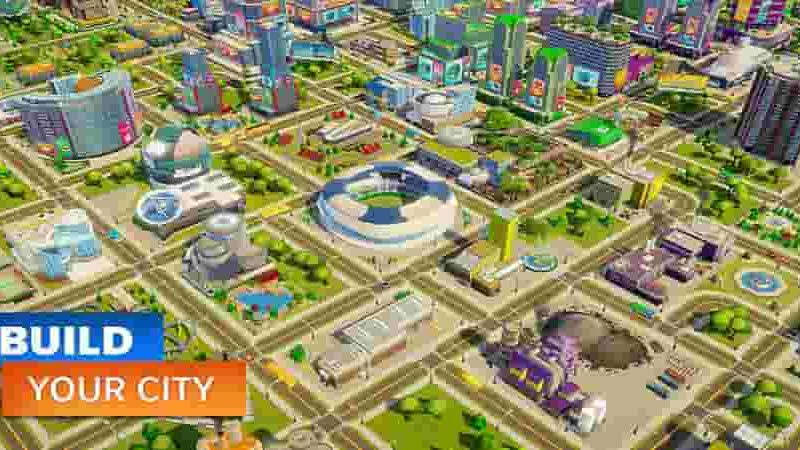 Citytopia 2.8.2 Mod Apk Download (Unlimited Money) For Android
