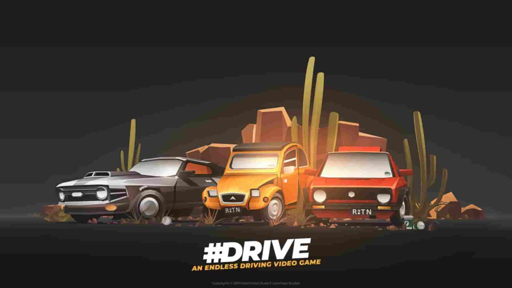 #DRIVE 1.9.8 Mod Apk Download (Unlimited Money) For Android