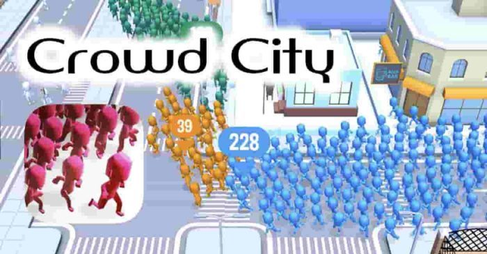 Crowd City Mod Apk