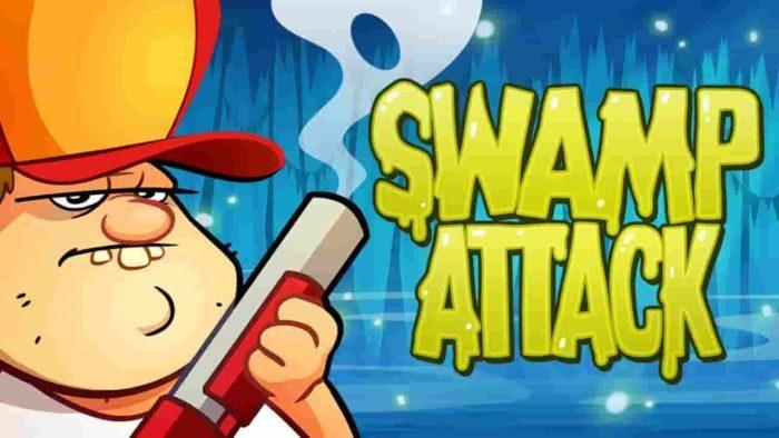Swamp Attack 4.0.3.73 Mod Apk (Money/Energy) Latest Download