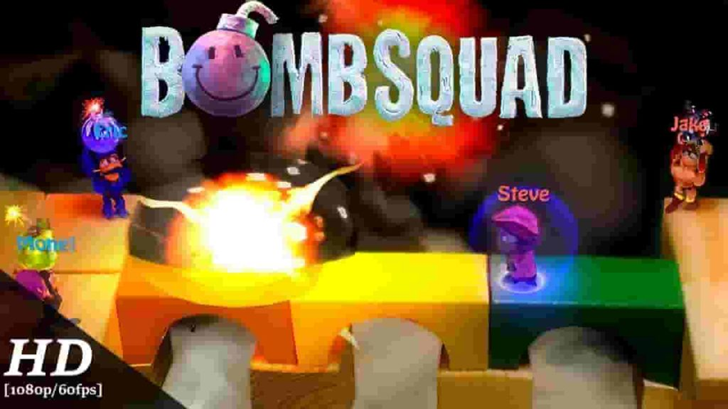 BombSquad 1.5.19 Mod Apk (Pro Edition Unlocked) Download