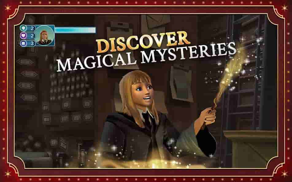 Harry Potter Hogwarts Mystery Apk