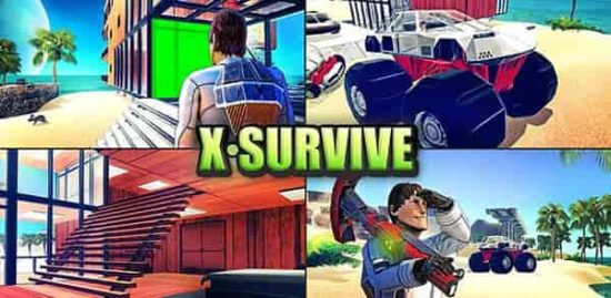 Download X Survive MOD APK 1.43 (Unlimited Money) For Android