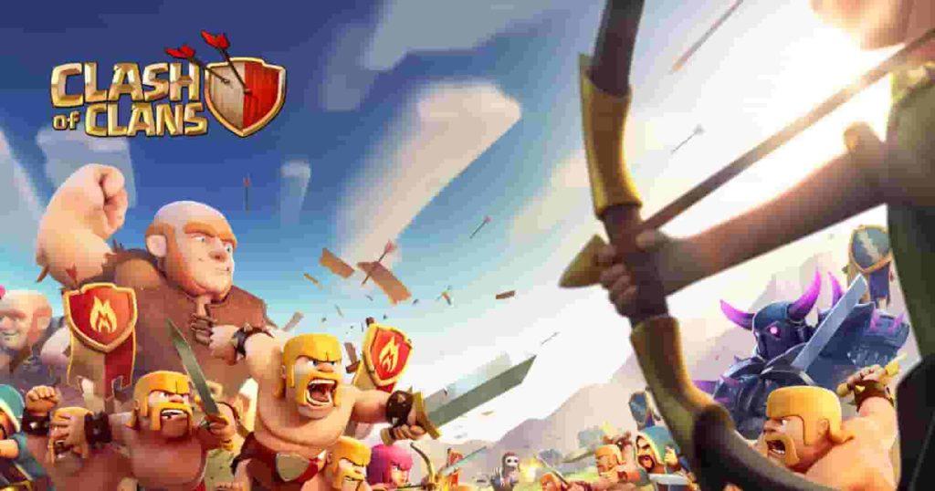Clash of Clans Mod Apk 13.369.18 (Unlimited Money) Download