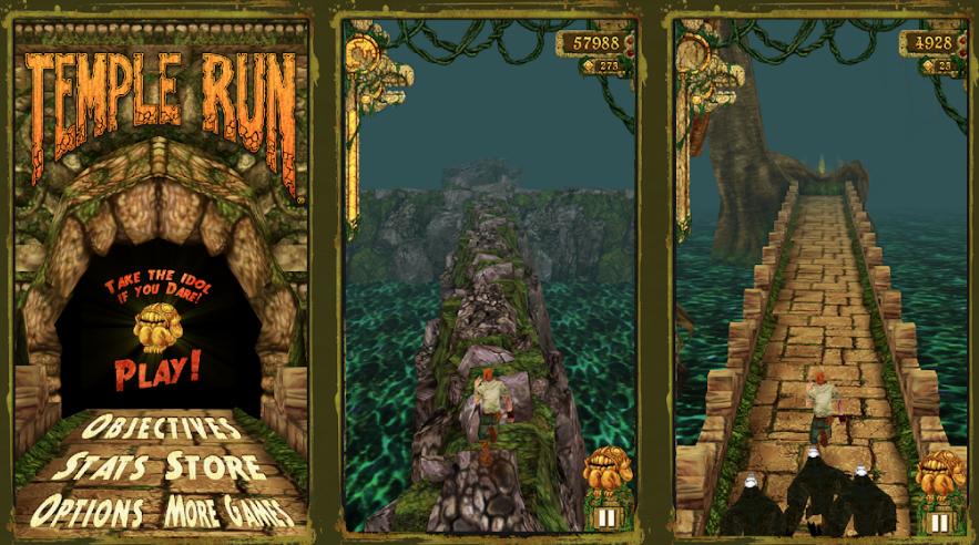 Temple Run Mod Apk 1.17.0 (Unlimited Money) Latest Download