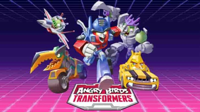 Angry Birds Transformers Mod Apk 2.4.3 (Unlimited Coins) Download