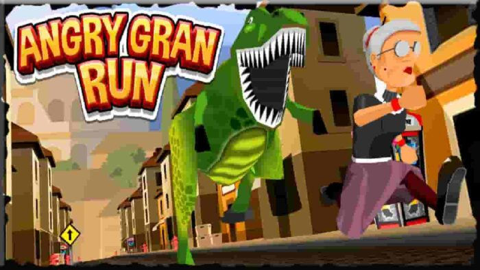 Angry Gran Run Mod Apk 2.11.0 (Unlimited Money) Download