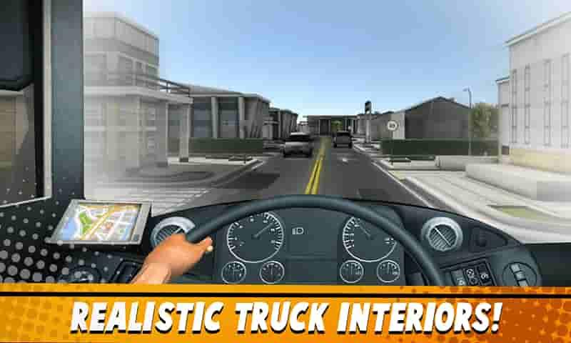Europe Truck Simulator 2 Apk
