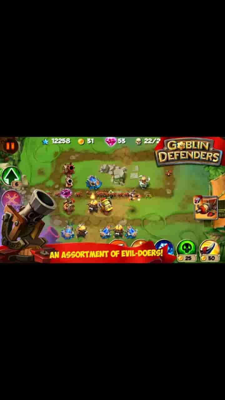 Goblin Defenders 2 MOD APK