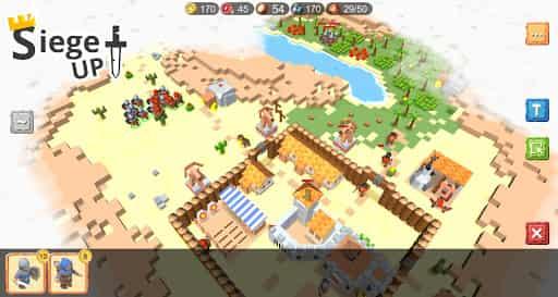 RTS Siege Up MOD APK