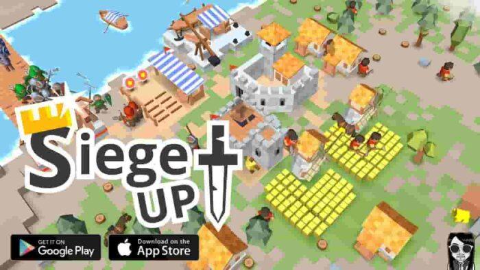 RTS Siege Up Mod APK 1.0.221 Latest Free Download 2020