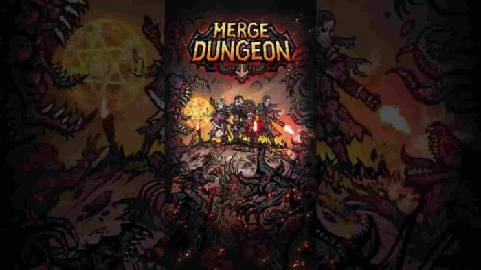 Merge Dungeon 1.3.0 Mod Apk (Unlimited Diamonds) Latest Download