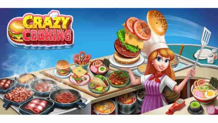 Crazy Cooking Mod Apk 2.0.5 (Unlimited Money) Latest Download