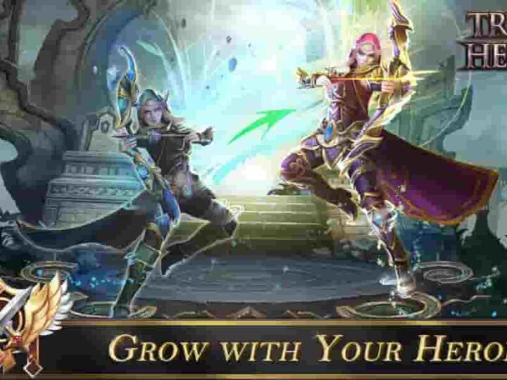 Trials of Heroes MOD APK 2.5.1 (Unlimited Money) Download