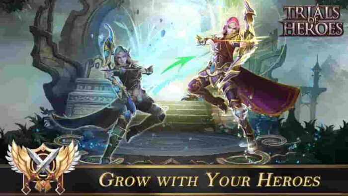 Trials of Heroes MOD APK 2.5.1 (Unlimited Money) Download