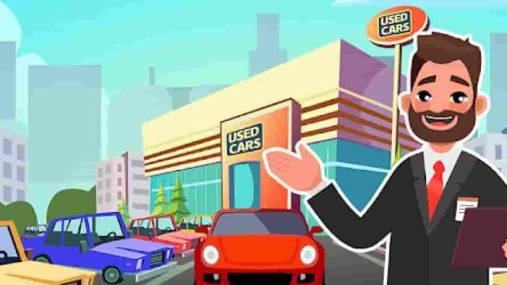 Used Car Dealer MOD APK 1.9.293 (Unlimited Gems) Latest Download