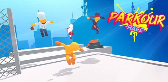 Parkour Race Mod APK 1.6.2 (Unlock All) Latest Download