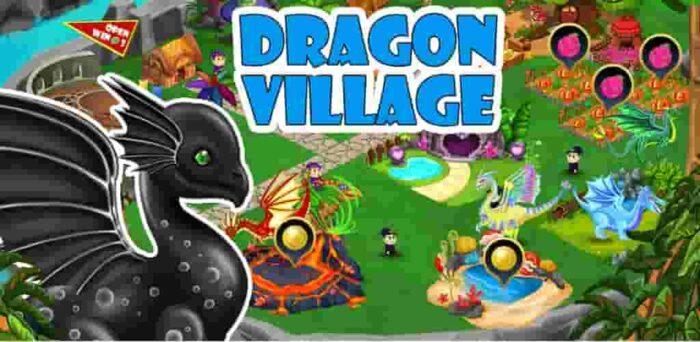 DRAGON VILLAGE Mod Apk 11.74 (Unlimited Gold) Latest Download